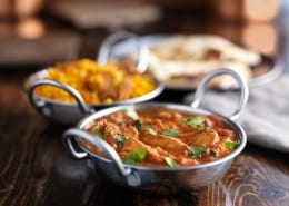 Island Restaurant Curry Dishes