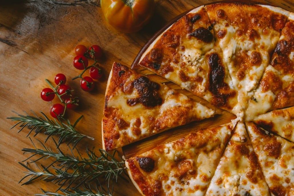 Quality Pizza In Blyth Good Food Award Winner 2020