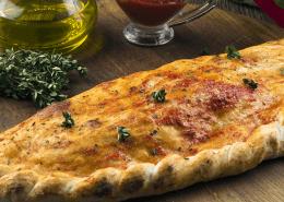 Fancy Pizza in Cardiff