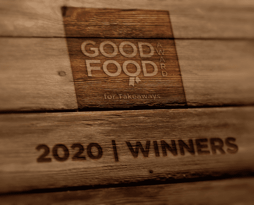 Who won the Good Food Awards for Takeaways 2020
